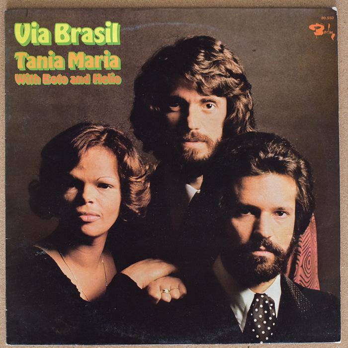 Tania Maria With Boto And Helio - Via Brasil