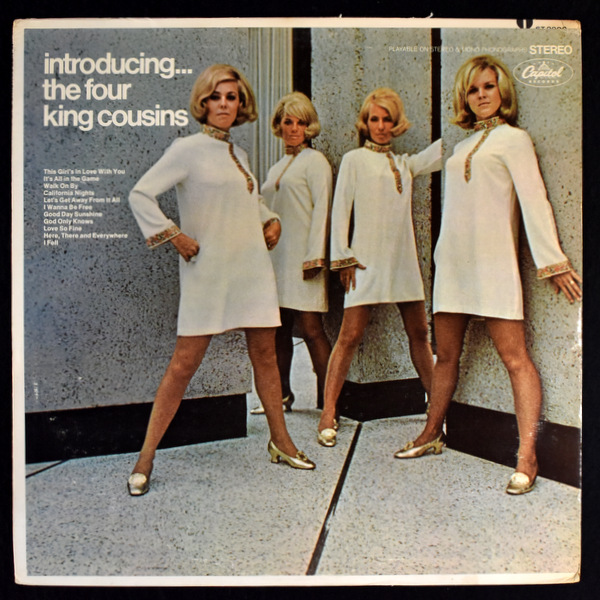 The Four King Cousins - Introducing...