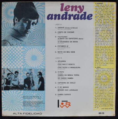 Leny Andrade - Leny Andrade
