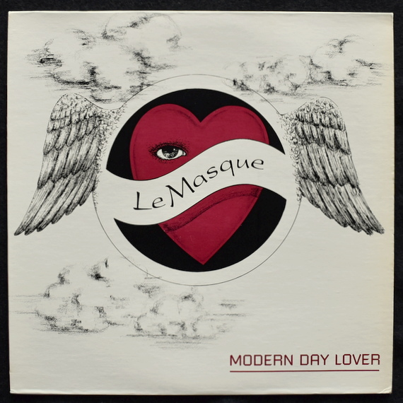 Le Masque Featuring The Bandit - Modern Day Lover  [LP]