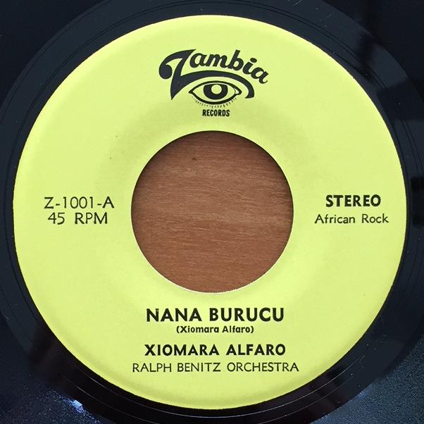 Xiomara Alfaro - Nana Burucu / Iroco