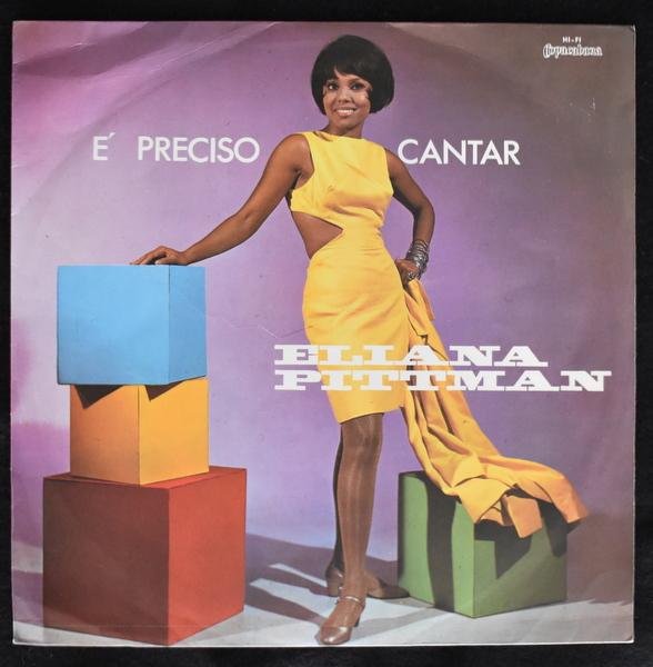 Eliana Pittman - E Preciso