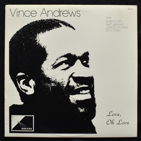 Vince Andrews - Love, Oh Love  [LP]