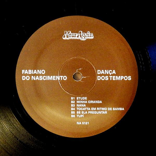 Fabiano Do Nascimento - Dança Dos Tempos