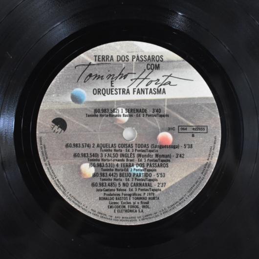 Toninho Horta E Orquestra Fantasma - Terra Dos Passaros