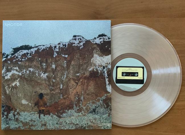 SILVIA MACHETE / RHONDA (CLEAR VINYL)[LP]