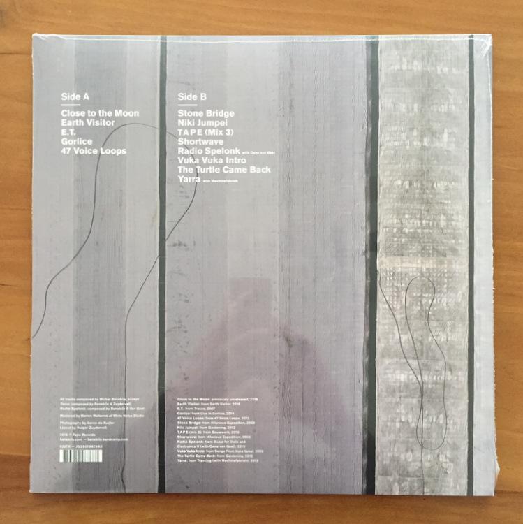 Michel Banabila - Sound Years