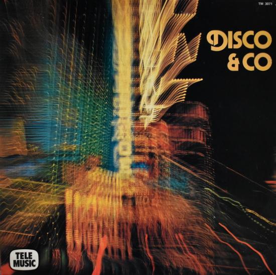 Marc Chantereau/Pierre-Alain Dahan/Slim Pezin - Disco & Co