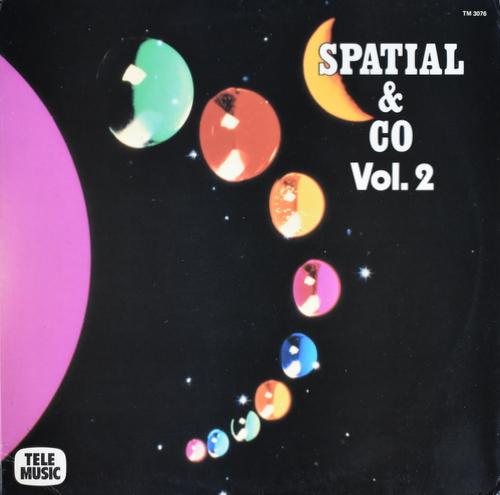 Sauveur Mallia - Spatial & Co Vol. 2