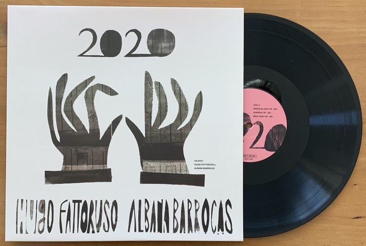 HA Duo : Hugo Fattoruso Y Albana Barrocas - 2020