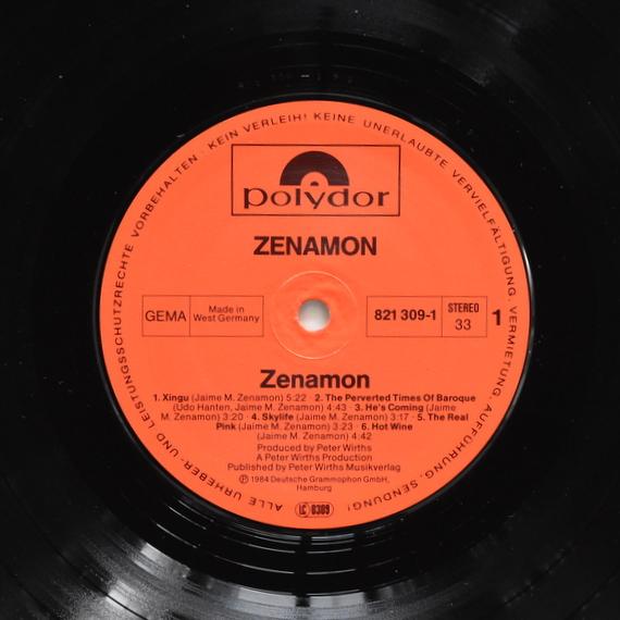 Zenamon - Zenamo  [LP]