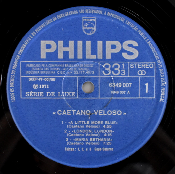 Caetano Veloso – Caetano Veloso
