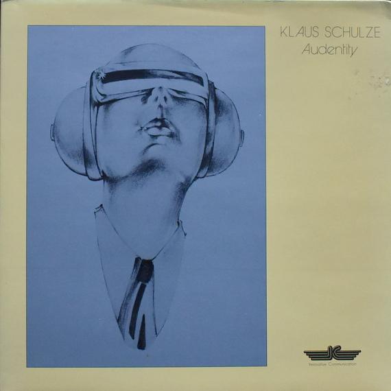 Klaus Schulze - Audentity  [2xLP]