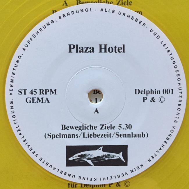 Plaza Hotel - Bewegliche Ziele