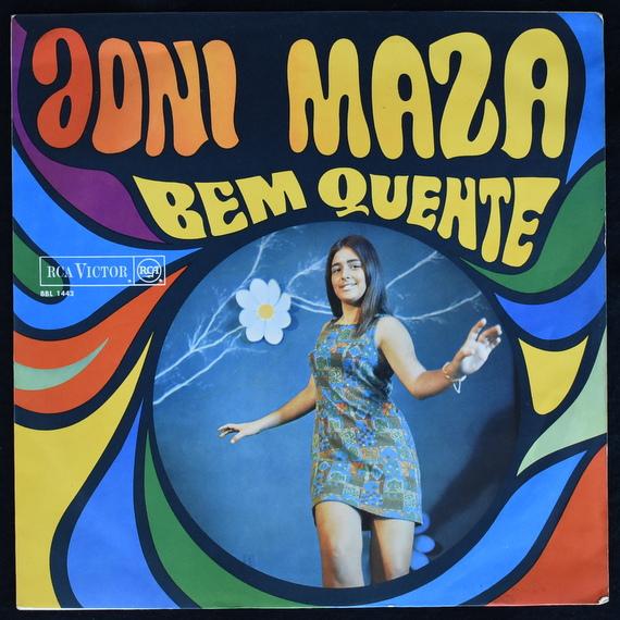 Joni Maza - Bem Quente 盤美品。