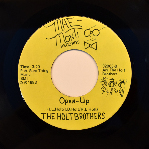 The Holt Brothers - Dance With Me