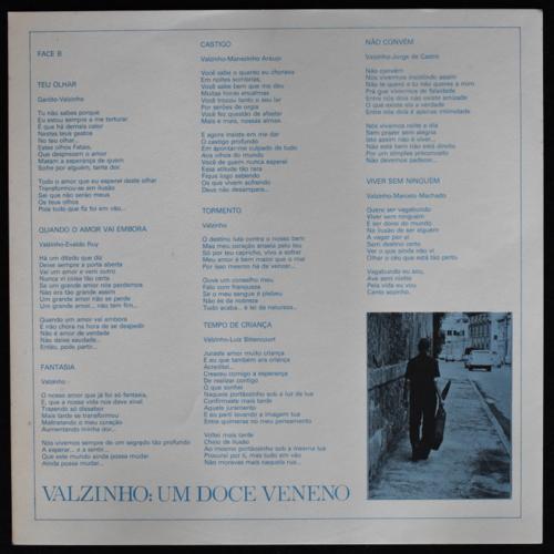 Zeze Gonzaga & Quinteto De Radames Gnatalli - Valzinho: Um Doce Veneno