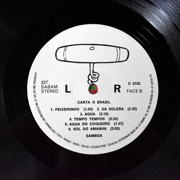 Samboa - Canta O Brasil