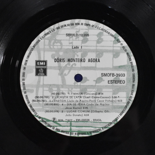Doris Monteiro - Agora