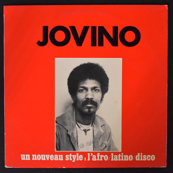 Jovino - L'Afro Latino Disco