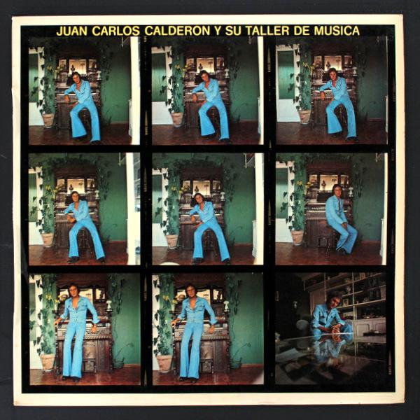 Juan Carlos Calderón - Y Su Taller De Musica