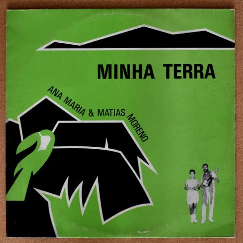 Ana Maria & Matias Moreno - Minha Terra (Ritmos Brasileiros)