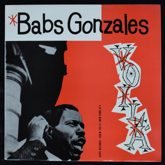 Babs Gonzales - Voila