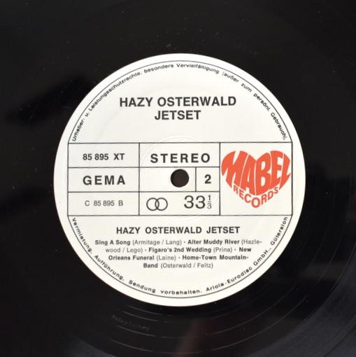 Hazy Osterwald Jetset - Hazy Osterwald Jet Set  [2xLP]