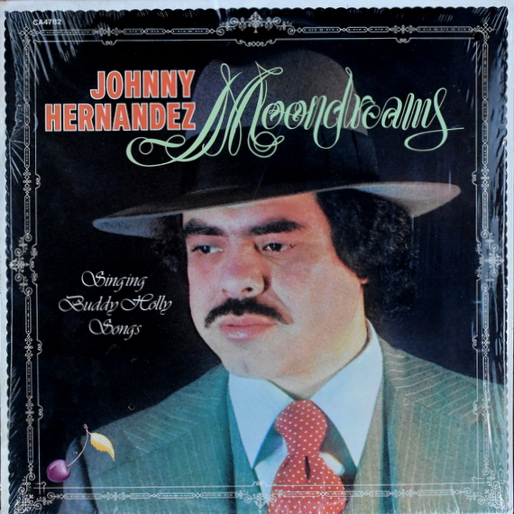 Johnny Hernandez - Moondreams