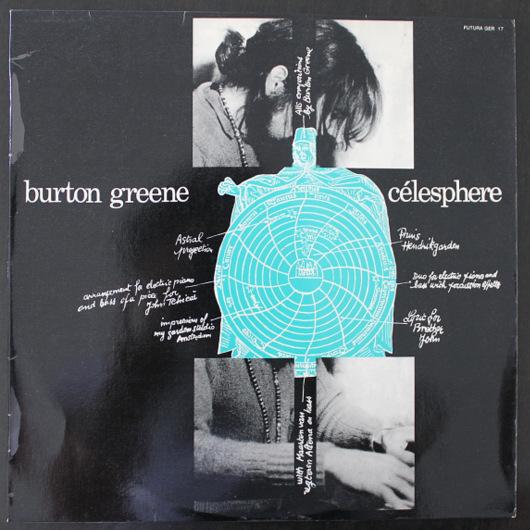 Burton Greene - Celesphere