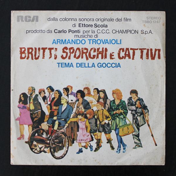 Armando Trovaioli,  Schola Cantorum - Brutti, Sporchi E Cattivi