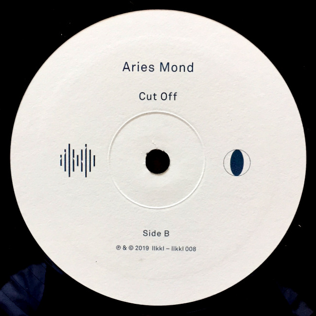 Aries Mond「Cut Off」 新品シールド