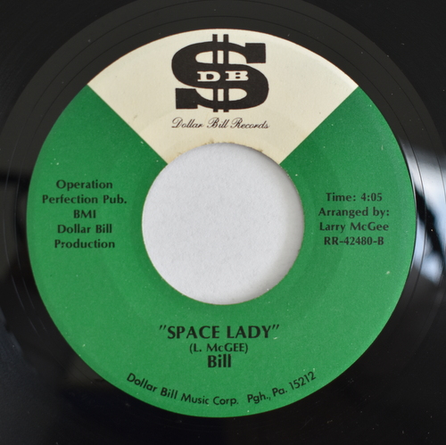 Bill - I Feel Good With You / Space Lady