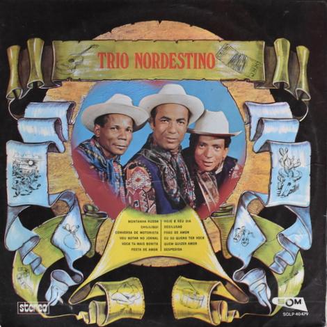 Trio Nordestino - Trio Nordestino