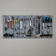 ALUTEC WALL PANEL with 45-pieces HOOKS