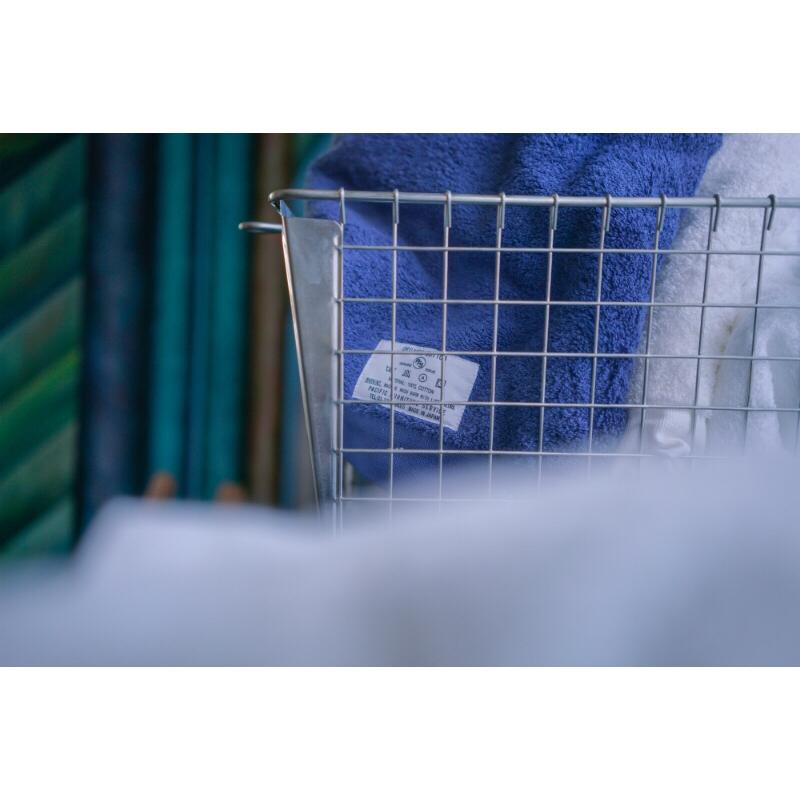 ORGANIC COTTON TOWEL  blue