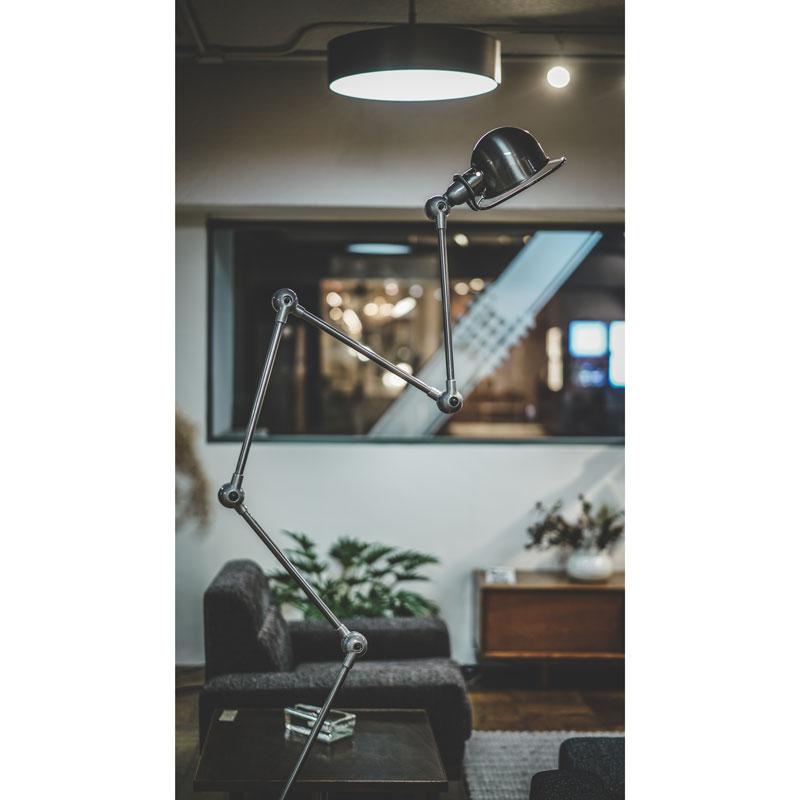 JIELDE 9406 FLOOR LAMP ZIGZAG