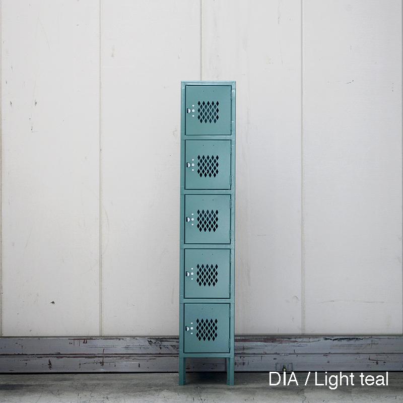 LYON 5-TIER LOCKER - DIA