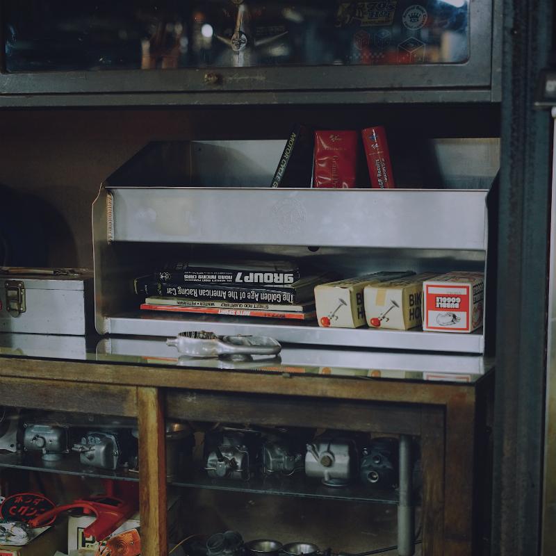 PIT PAL REPAIR MANUAL/BOOK SHELF