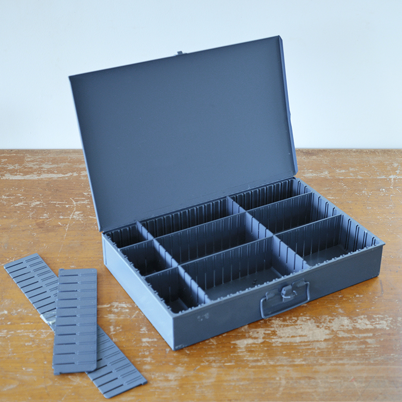 COMPARTMENT BOX (L) - EXPANDABLE BOX