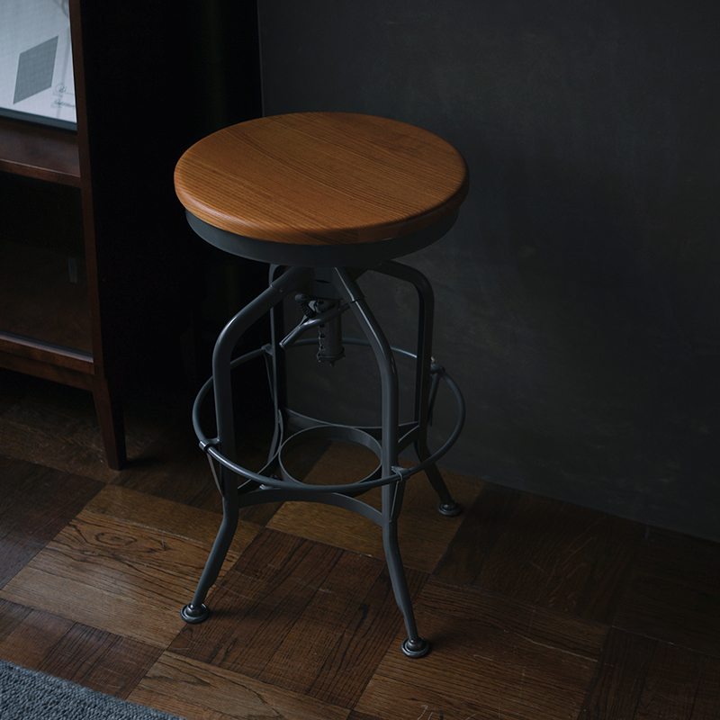 INDUSTRIAL STOOL HIGH