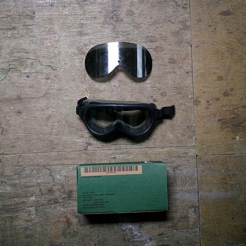 Genuine G.I. Sun, Wind & Dust Goggles