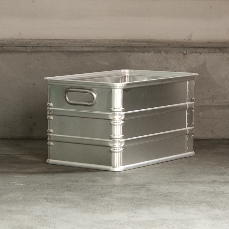ZARGES ALUMI CONTAINER OPEN TOP