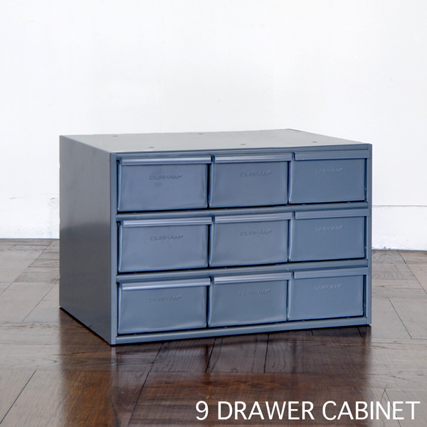 DURHAM 9 DRAWER CABINET