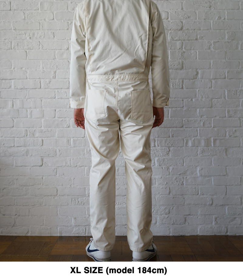 COVERALL OFFWHITE