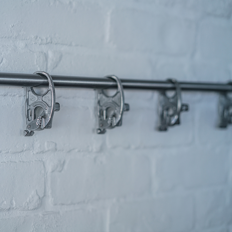 LEATHER HANGING HOOK