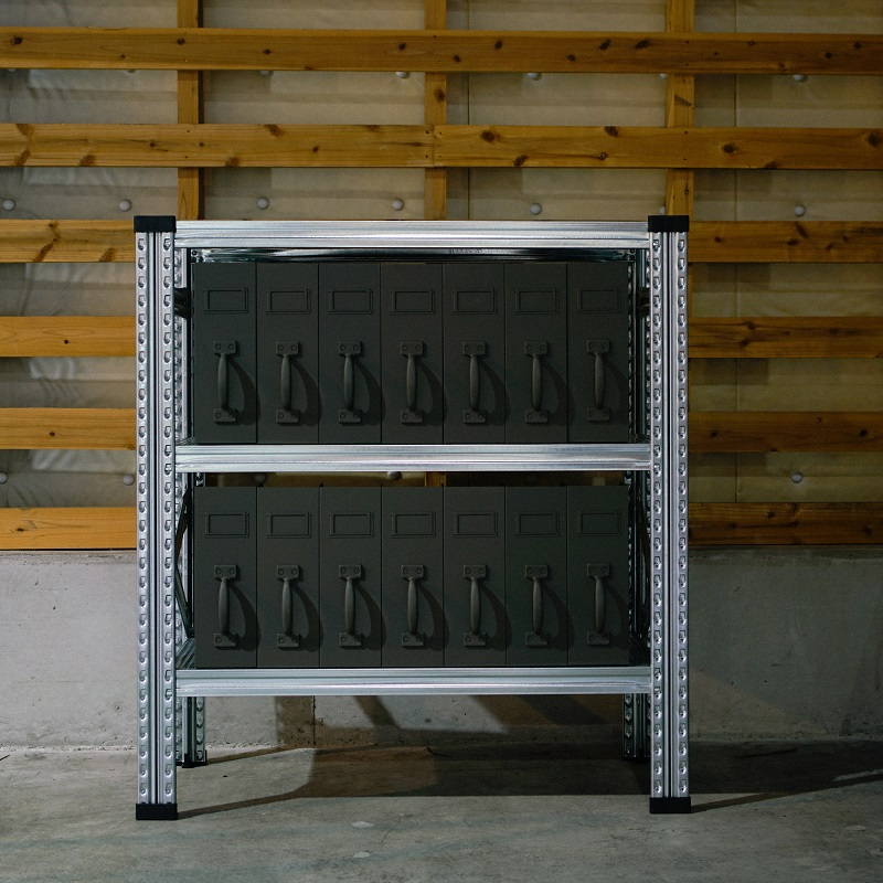 P.F.S. METAL FILE STORAGE