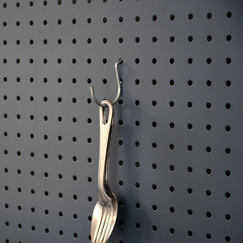 """1 1/2""""CURVED HOOK/5個セット"""