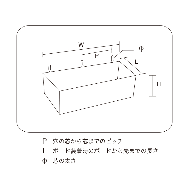 PARTS TRAY/ 2個セット