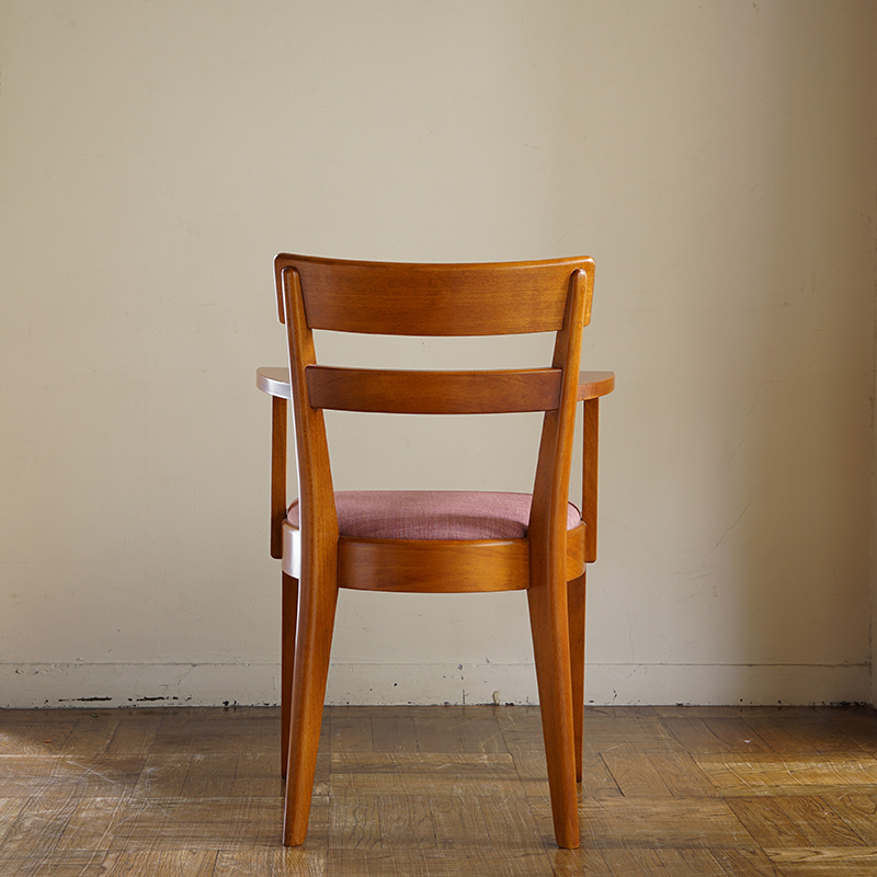 DH  DINING CHAIR with ARM
